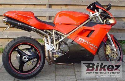 1996 ducati 748 biposto specifications and pictures