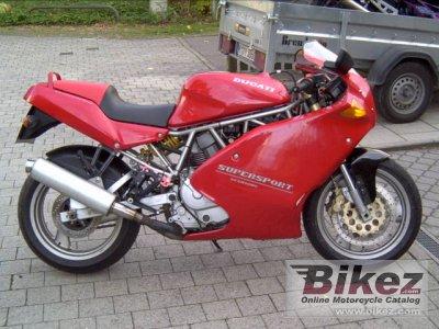 1996 Ducati SS 600 C