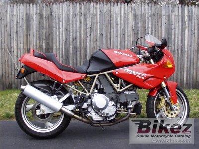 1996 Ducati SS 900 C