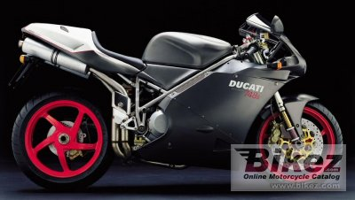 1997 ducati 748 s specifications and pictures