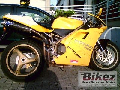 1997 Ducati ... 1997 Ducati 748 Specs