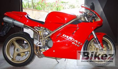 1997 ducati 916 biposto specifications and pictures