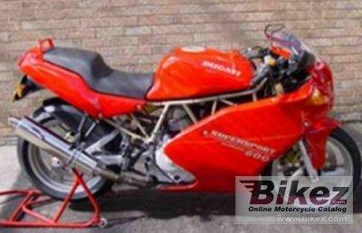 1997 Ducati SS 600