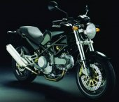 1998 Ducati 600 Monster Dark