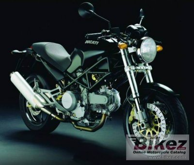 1998 Ducati 600 Monster Dark photo