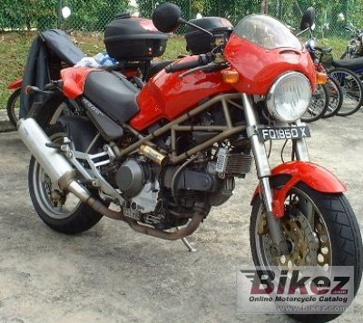 1998 Ducati 900 Monster photo