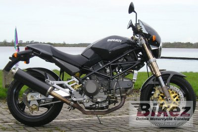 1998 Ducati 900 Monster S photo