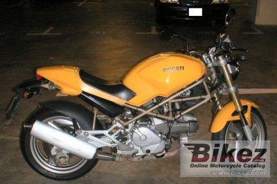 1998 Ducati 600 Monster