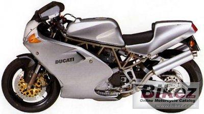 1998 Ducati 900 SS FE