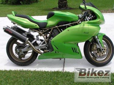 1999 Ducati ... Ducati 748 Specifications