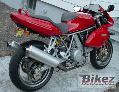 1999 Ducati SS 750 Supersport photo