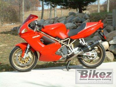 Ducati St Specs