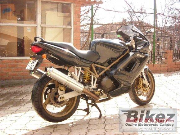 1999 Ducati ST2 photo