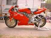 1999 Ducati SS 900 Supersport photo