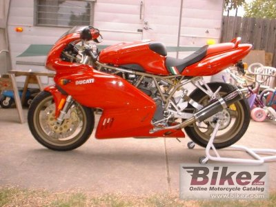 1999 Ducati SS 900 Supersport