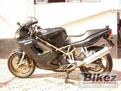 1999 Ducati ST2