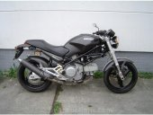 2000 Ducati Monster 600 - Monster 600 Dark - Monster 600 City - Monster 600 Metallic