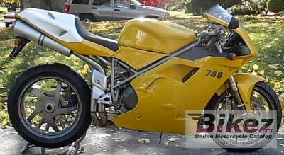 2000 Ducati ... Ducati 748 Specifications