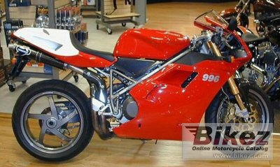 2000 ducati 996 sps specifications and pictures