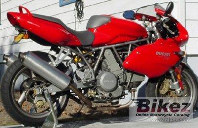 2000 Ducati SS 900 Super Sport
