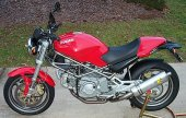 2001 Ducati Monster 750 photo