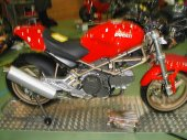 2001 Ducati Monster 600 photo