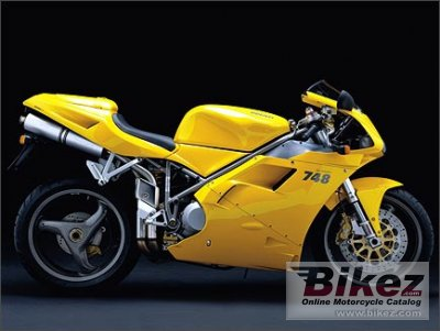 2001 ducati 748 specifications and pictures