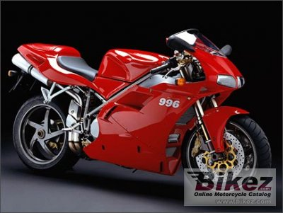 2001 Ducati 996 Specifications And Pictures