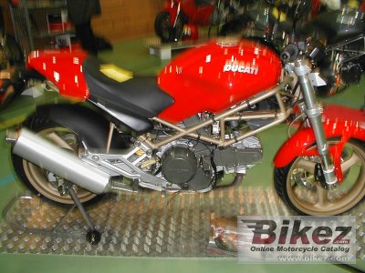 2001 Ducati Monster 600 Specifications And Pictures