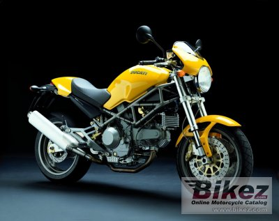 2002 Ducati Monster 900 i.e. photo
