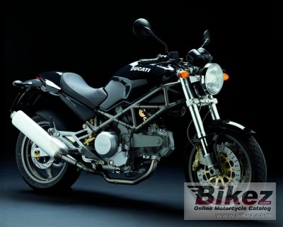 2002 Ducati Monster 620 i.e. photo