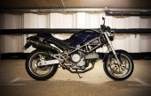 2002 Ducati Monster 620 S i.e. photo
