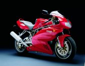 2002 Ducati SS 750 Supersport photo