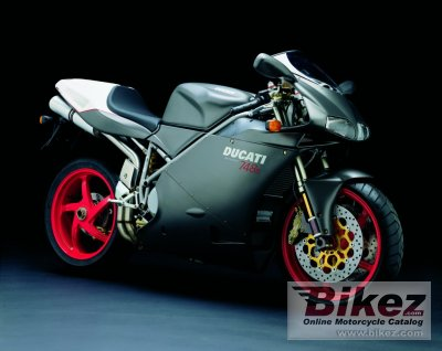 2002 Ducati ... Ducati 748 Specifications