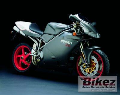2002 Ducati ... 2002 Ducati 748 Specs