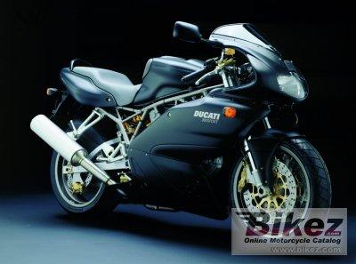 2002 Ducati 900 Sport