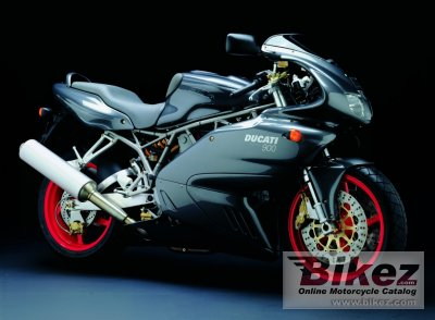 2002 Ducati SS 900 Supersport
