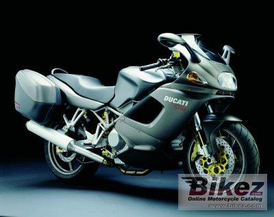 2002 Ducati ST 4 S