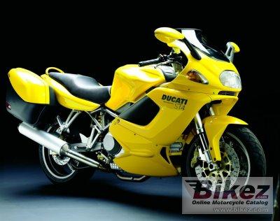 2002 Ducati ST 4