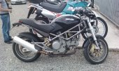 2003 Ducati Monster 1000 S i.e. photo