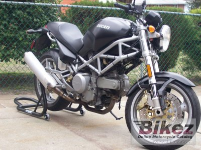 2003 Ducati Monster 620 DARK i.e. photo