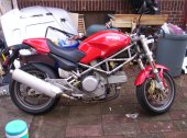 2003 Ducati Monster 620 Standard i.e. photo