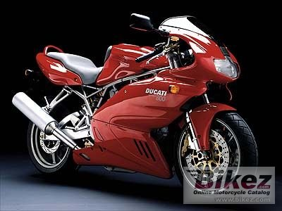 2003 Ducati Supersport 800 photo
