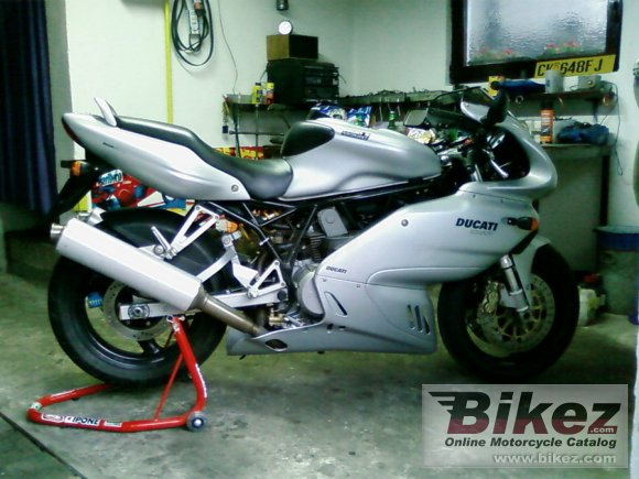 2003 Ducati 620 Sport Full-fairing photo