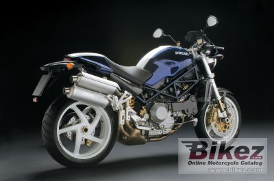 2003 Ducati Monster S4 R photo