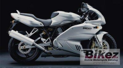 2003 Ducati 620 Sport Full-fairing