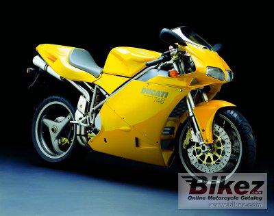 2003 Ducati 748