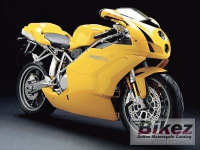 2003 Ducati 749