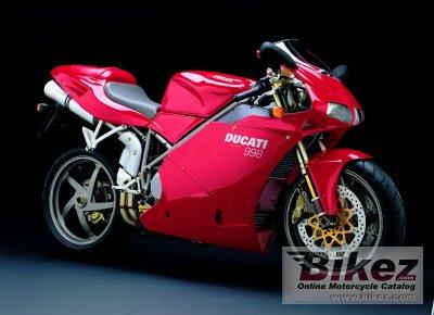 2003 Ducati 998