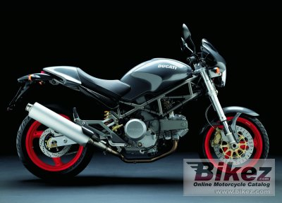 2003 Ducati Monster 620 S I E Specifications And Pictures